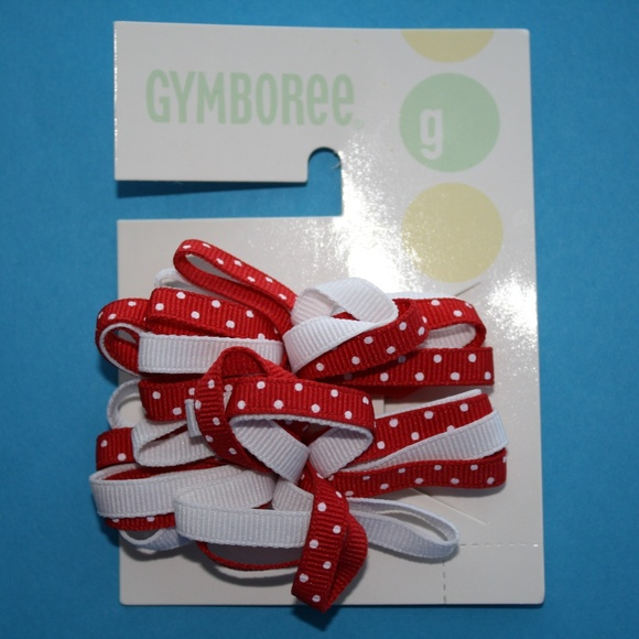 Gymboree hair accessory curlies curly clips vintage NWT NWOT